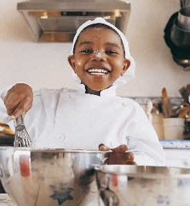 (online) Cook-a-thon for Kids
