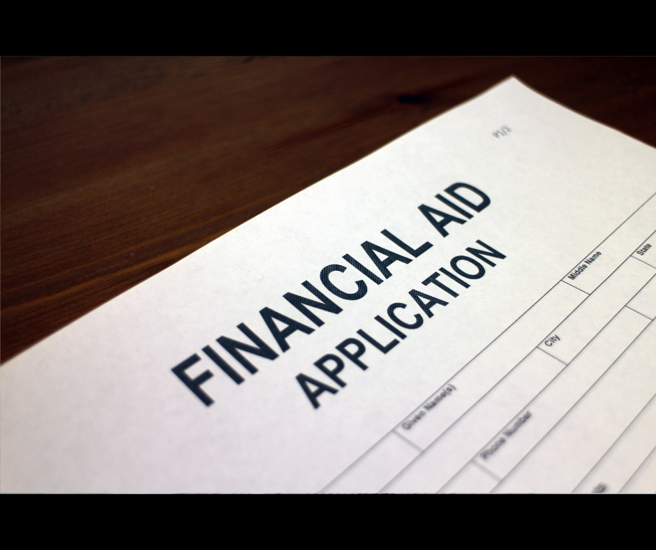 (online) Financial Aid Process