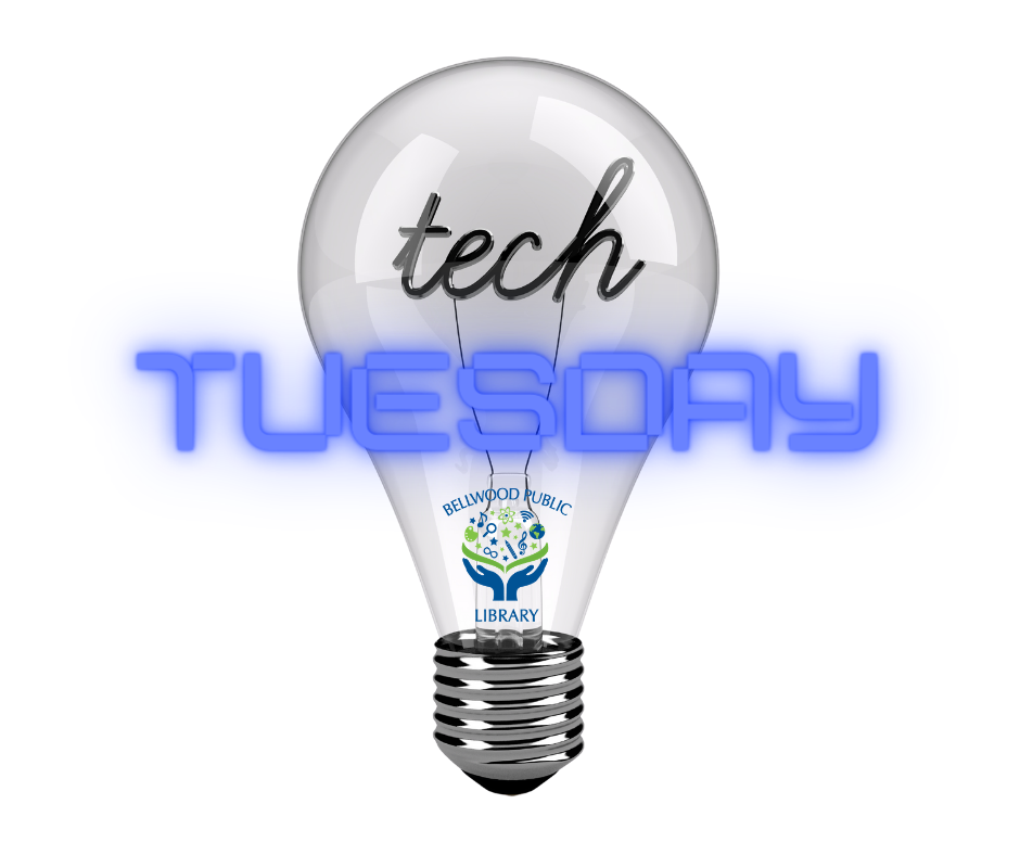 (online) Tech Tuesdays