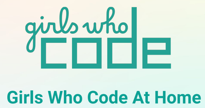 (online) Girls Who Code @ Home